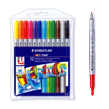CAJA ROTULADORES STAEDTLER CLUB 320