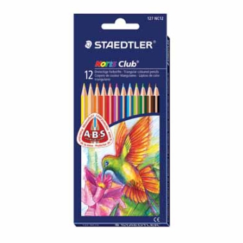 LLAPIS COLORS TRIANGULARS STAEDTLER