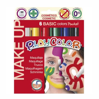 MAQUILLAJE PLAYCOLOR