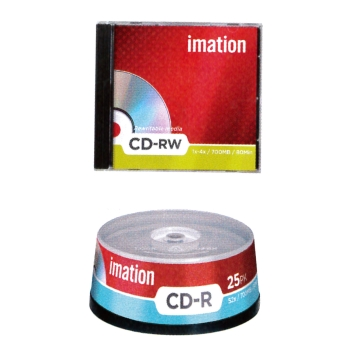 CD'S IMATION