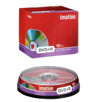 DVD'S IMATION